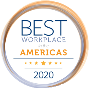 Best Workplace in Americas - 2020