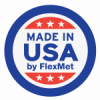 Made in USA by Flexmet